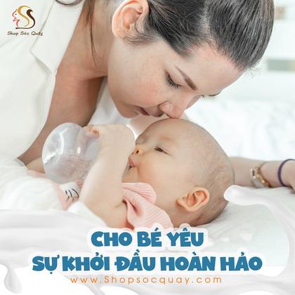Chọn sữa phù hợp cho trẻ