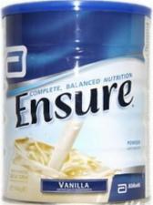 Sữa Ensure Úc mẫu cũ 900g