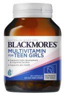 Vitamin tổng hợp blackmores dành cho thiếu nữ - Blackmores Multivitamin for Teen Girls