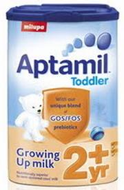 Sữa Aptamil số 2+, sữa dành cho bé từ 2 tuổi