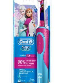 Bàn chải điện cho bé gái Oral-B