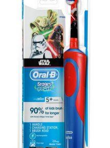 Bàn chải điện cho bé trai Oral-B