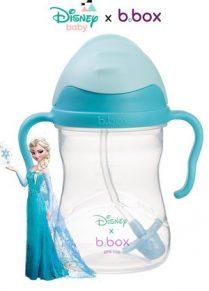 Bình BBOX mãu xanh công chúa Elsa