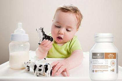 Bio island milk calcium for Kids - 90 viên