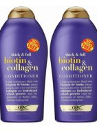 Bộ dầu gội & xả Biotin Collagen 577ml
