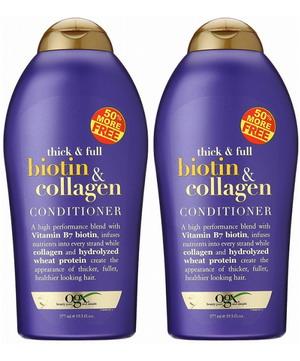 Bộ dầu gội và xả Biotin & Collagen