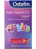Vitamin D Ostelin dạng giọt cho bé 20ml