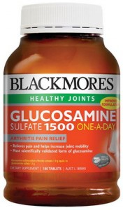 Glucosamine Blackmores 1500mg mẫu cũ 2019