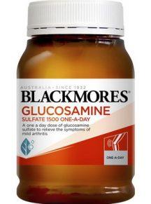 Bổ xương khớp Glucosamine Blackmores 1500mg hộp 180 viên