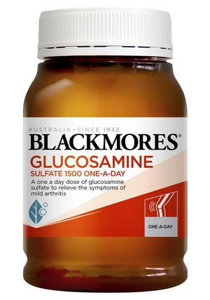Thuốc xương khớp Blackmores Glucosamine 180 viên