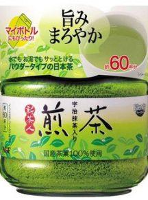 Bột trà xanh nguyên chất Nhật Bản AGF, hộp 48g