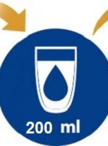 Cách pha sữa Aptamil Úc