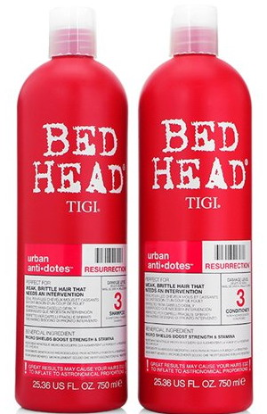 Bộ Dầu Gội Xả Tigi Bed Head (ĐỎ)