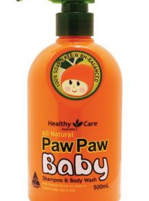 Dầu tắm gội Paw Paw Healthy Care