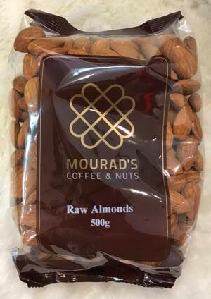 Hạt hạnh nhân Mourad Úc – túi 500gr