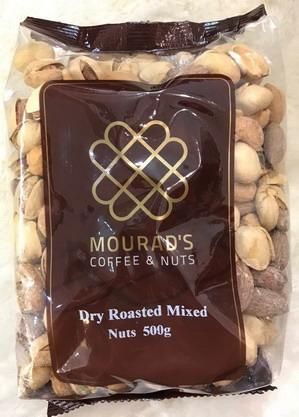 Hạt tổng hợp Mourad Úc – túi 500gr