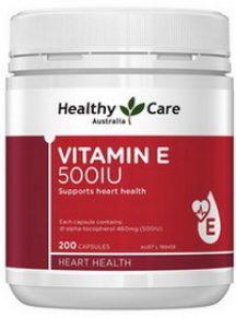 vitamin e healthy care hàng úc xách tay - Mẫu mới 2020