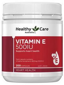 Vitamin E Healthy Care 500iu