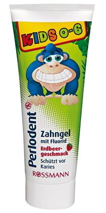 Kem đánh răng Perlodent (0-6 tuổi)