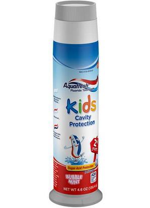 Kem đánh răng Aquafresh Kids Cavity Protection