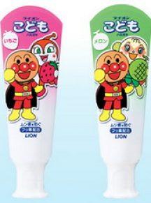Kem đánh răng Lion - Nhật Bản