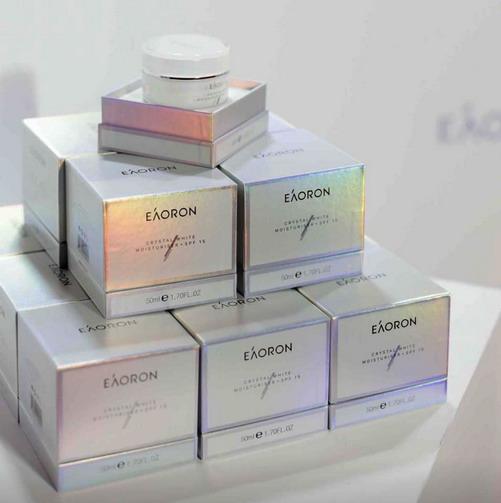 Kem Eaoron Úc Crystal White - sản phẩm 100% từ thiên nhiên