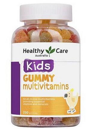 Kẹo Gummy HealthyCare – vitamin tổng hợp