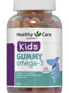 Kẹo dẻo Gummy Omega-3 Healthy Care