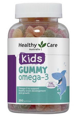 Kẹo Gummy Omega 3 Healthy Care