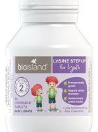 Viên uống tăng trưởng chiều cao Lysine StepUp