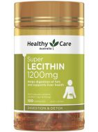 Mầm đậu nành lecithin healthy care 1200mg 100 viên