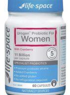 Men vi sinh đường tiết niệu cho phụ nữ Life Space