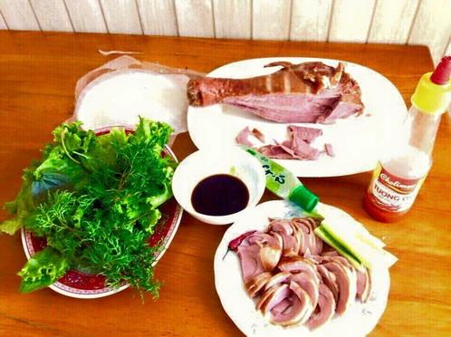 Món ăn ngon từ đùi gà Hàn Quốc