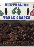 Nho khô Úc Table Grape thùng 4 kg