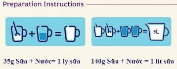 Pha sữa A2 nguyên kem