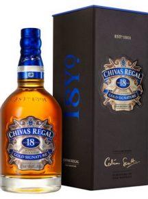 Rượu Chivas 18 - Xách tay Hàn Quốc