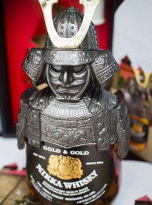 Rượu Nikka Whisky Samurai Gold & Gold Nhật Bản
