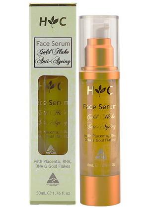Serum Dưỡng Da Chống Lão Hóa Healthy Care Anti Ageing Gold Flake Face Serum