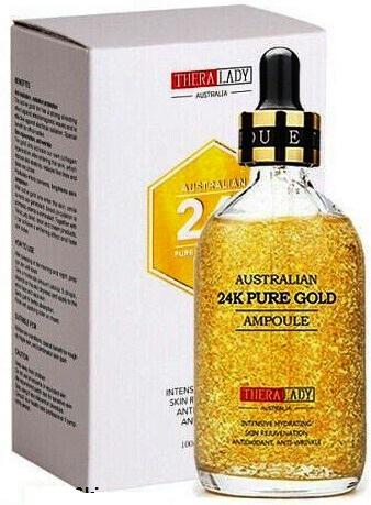 Serum vàng 24k Pure Gold Ampoule Úc