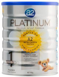 Sữa A2 Platinum số 1 cho bé từ 0-6 tháng tuổi