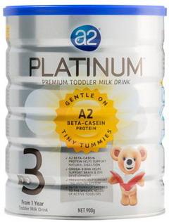 Sữa A2 Platinum số 3 cho bé từ 1 tuổi