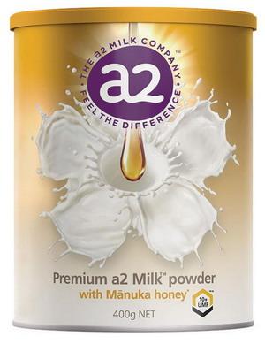 Sữa bột A2 mật ong Manuka