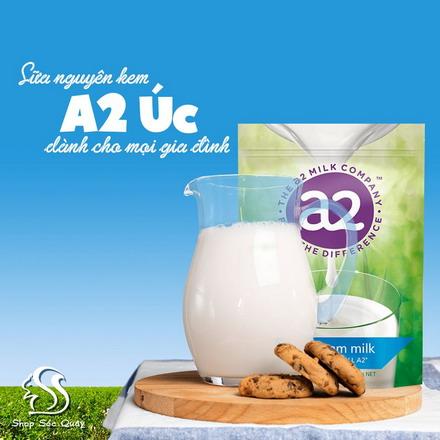 Sữa nguyên kem A2 - Sữa dành cho cả nhà