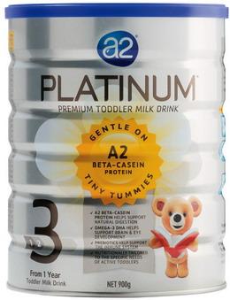 Sữa A2 platinum số 3 mẫu cũ 2015