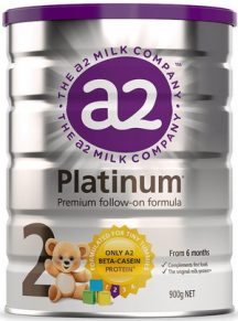 Sữa A2 Platinum số 2 - mẫu mới 2018