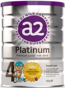Sữa A2 Platinum số 4 - mẫu mới 2018