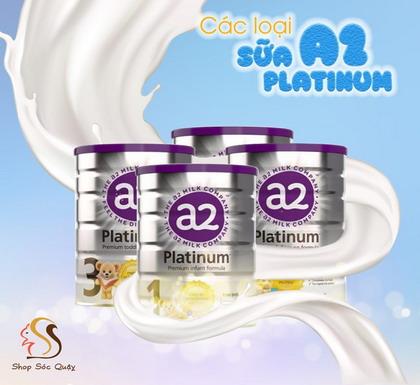 Sữa A2 Platinum Úc hộp 900g