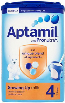 Sữa Aptamil Anh số 4 - Growing Up milk - Mẫu mới 2015