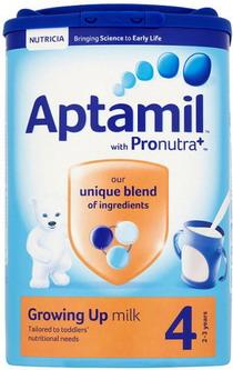Sữa Aptamil Anh số 4 (từ 2-3 tuổi)