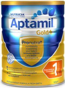Sữa Aptamil Gold Úc số 1 cho bé 0-6 tháng